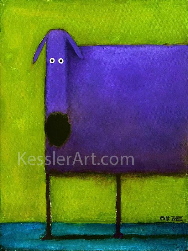 Purple Dog I